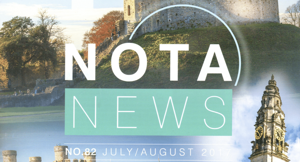 Nota News cover July August 2017