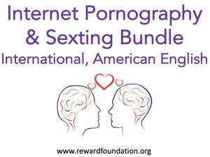 Internet Pornography Sexting Bundle International American English