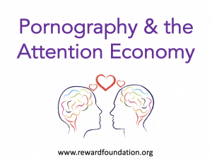 Pornography & the Attention Economy Lesson plan